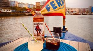Rum Cruise with Bristol Ferry Boats