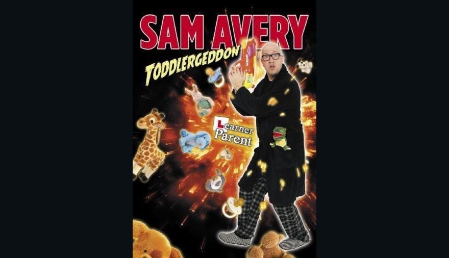 Sam Avery: Toddlergeddon at Redgrave Theatre
