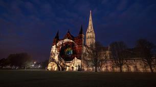 Sarum Lights: Heaven and Earth at Salisbury Cathedral and Magna Carta