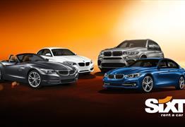 Sixt Car Hire