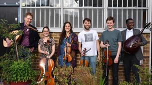 Sounds of Sudan: Nabra + Ligeti Quartet at St.George's Bristol