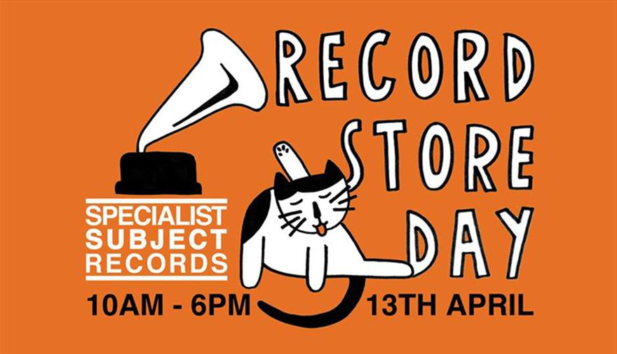 Record Store Day at Specialist Subject Records