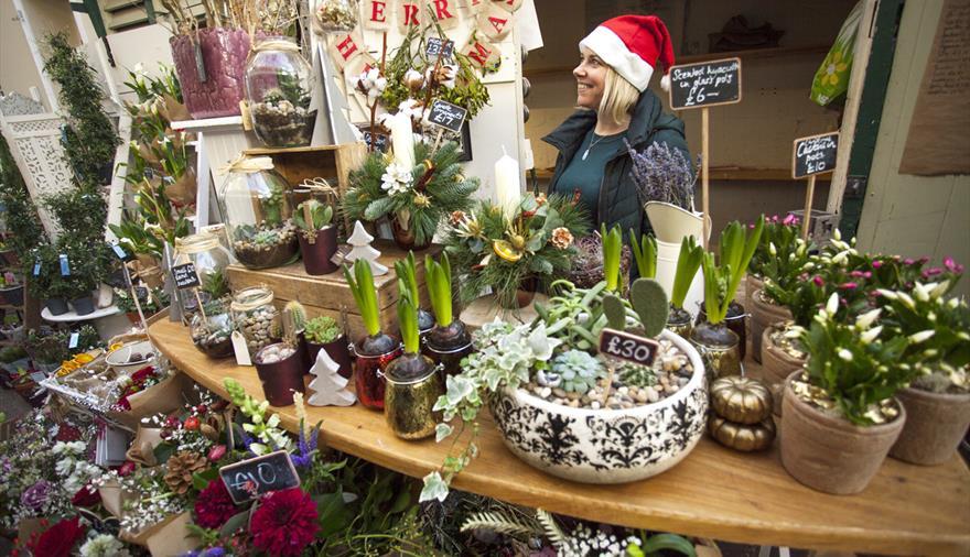 Christmas at St Nicholas Markets