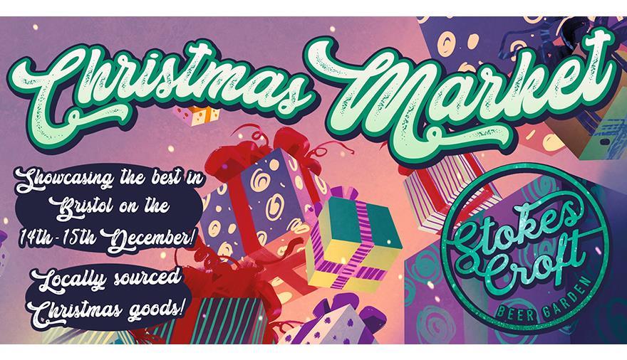 Stokes Croft Christmas Market