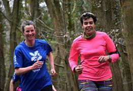 Summer Running Route at Tyntesfield