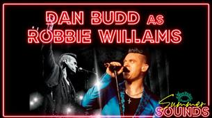 Summer Sounds: Dan Budd as Robbie Williams at Avon Valley Adventure & Wildlife Park