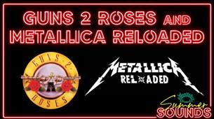 Summer Sounds: Guns 2 Roses & Metallica Reloaded at Avon Valley Adventure & Wildlife Park