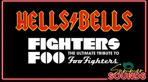 Summer Sounds: Hells Bells – ACDC Tribute Act & Fighters Foo – Foo Fighters Tribute Act at Avon Valley Adventure and Wildlife Park