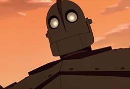 Cartoon image of The Iron Giant