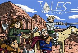 Tales Of Adventure at The Bristol Improv Theatre