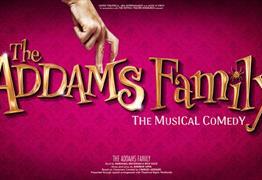 The Addams Family at Bristol Hippodrome Theatre