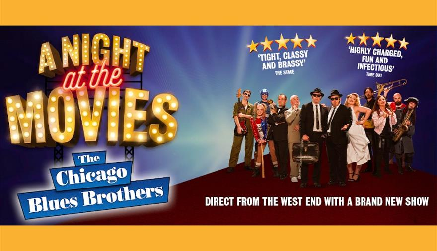 The Chicago Blues Brothers: A Night at the Movies at The Playhouse
