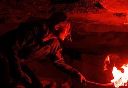 Bristol Film Festival: The Descent in Redcliffe Caves