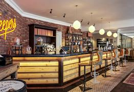 Keepers Kitchen & Bar at Mercure Bristol Grand Hotel
