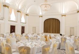 Mercure Bristol Grand Hotel Weddings Ballroom
