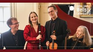 The London Handel Players Live at Wells Cathedral