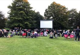 The Lost Cinema at Salisbury Cathedral