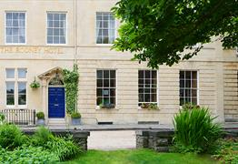 Stay in the Grade II listed former home of Admiral Rodney