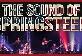 The Sound of Springsteen at The Playhouse