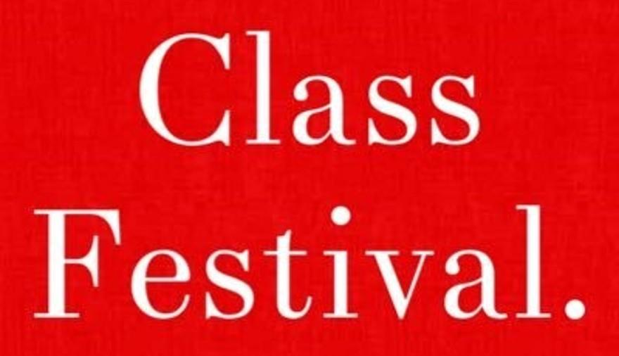 The Working Class Writers Festival