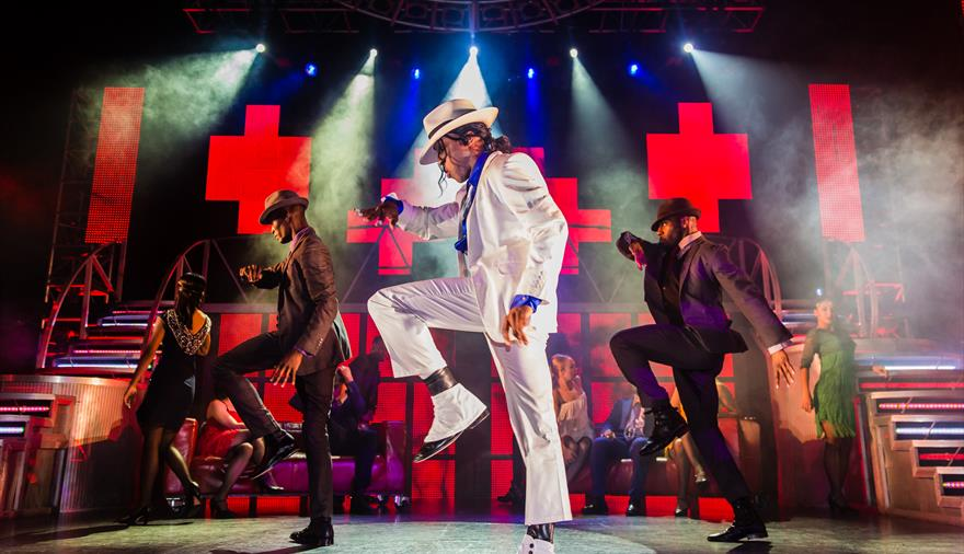 Thriller Live at Bristol Hippodrome