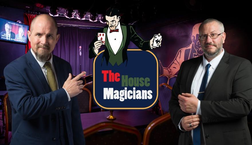 Thursday Night Comedy & Magic Theatre Shows at Smoke & Mirrors Magic Theatre Bar