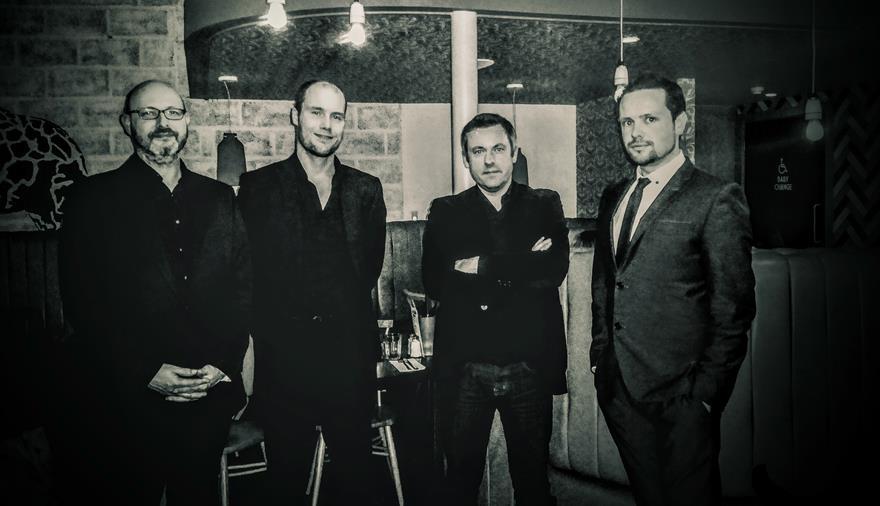 Averys Presents: Wine and Jazz Night with Tristan Darby Quartet
