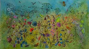 University of Bristol Botanic Garden Art and Science Exhibition