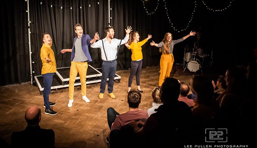 This Is Your Musical at The Bristol Improv Theatre