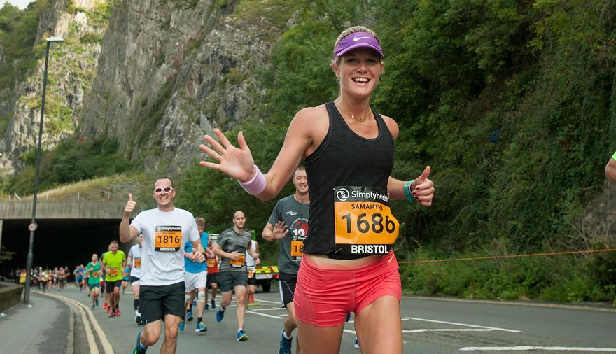 Great Bristol Half Marathon