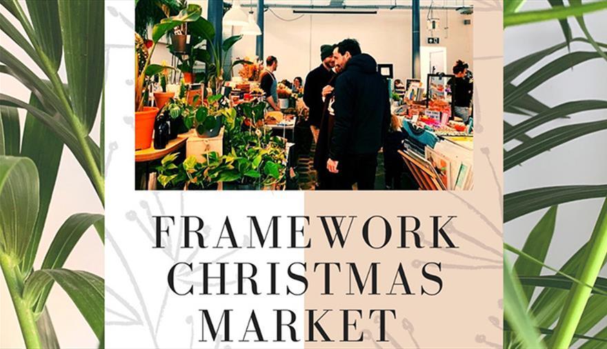 Framework Christmas Market at 35 King Street