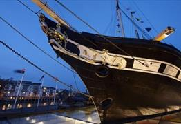 Bristol Film Festival - Titanic at SS Great Britain