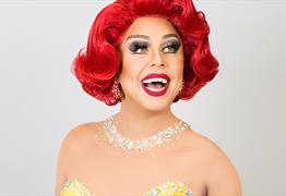 La Voix: The UK's Funniest Red Head at Redgrave Theatre