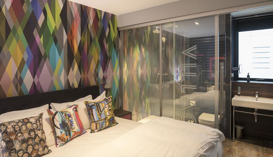 Village Hotel Club room