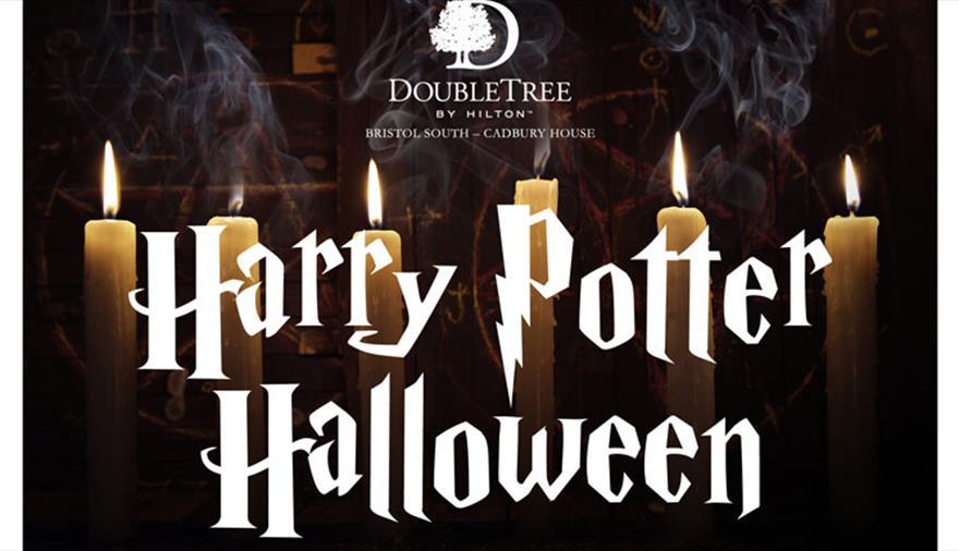 Harry Potter Halloween at Doubletree By Hilton Cadbury House