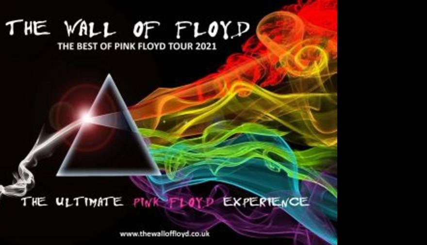 Wall of Floyd at the Redgrave Theatre