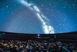 We The Curious Planetarium