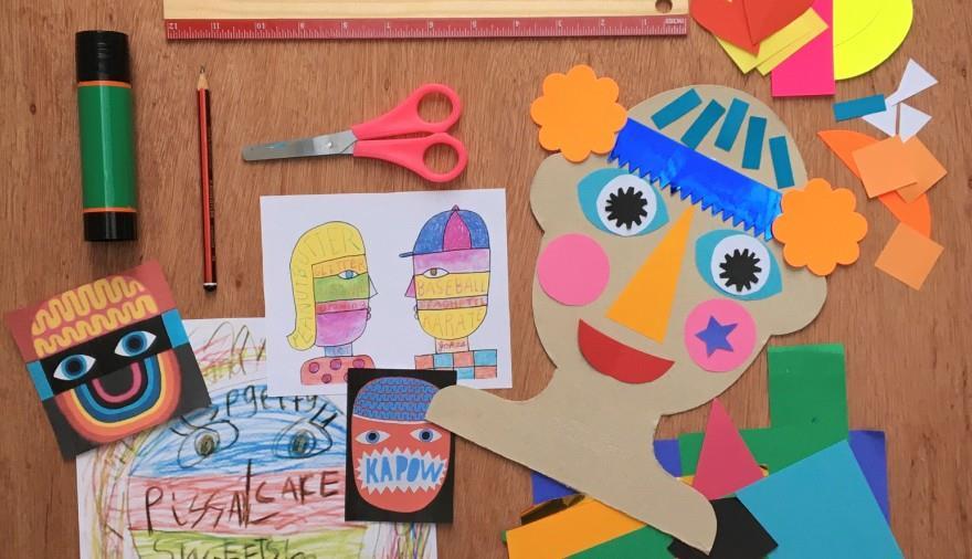 We Are Family | Let's Make Art Online: Hidden Self