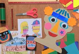 We Are Family   Let's Make Art Online: Hidden Self