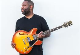 Kirk Fletcher - The Blues and Beyond Masterclass at Anson Rooms