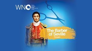 Welsh National Opera: The Barber of Seville at Bristol Hippodrome