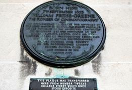 William Friese-Greene and Bristol Cinemas Walking Tour with Bristol Ideas