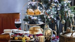 Festive Afternoon Teas at Bowood Hotel, Spa & Golf Resor