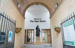 John Wesley's Chapel 'The New Room'