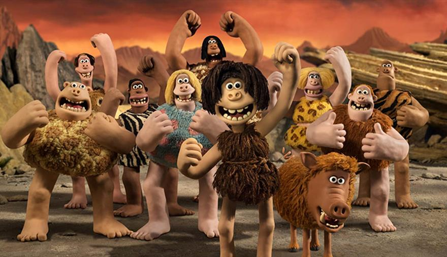 Aardman: Animating Early Man at M Shed