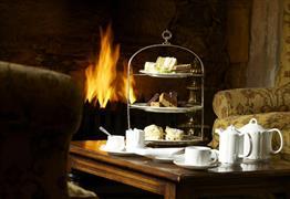 Thornbury Castle Afternoon Tea