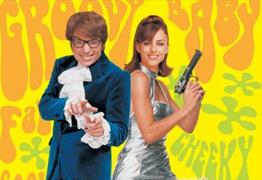 Austin Powers International Man of Mystery Film with Live Orchestra at Colston Hall