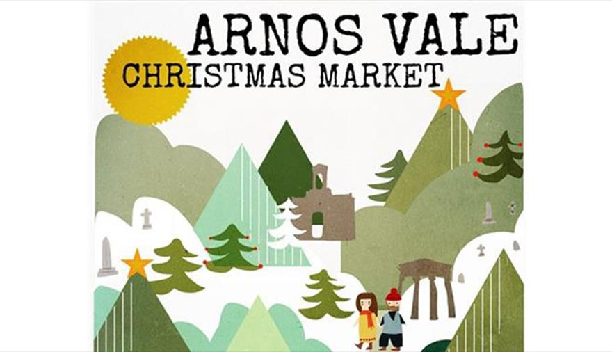 Christmas Market at Arnos Vale