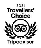 2021 - Travellers' Choice - TripAdvisor