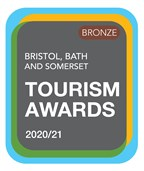 Bristol, Bath And Somerset - Tourism Awards - Bronze - 2020/21
